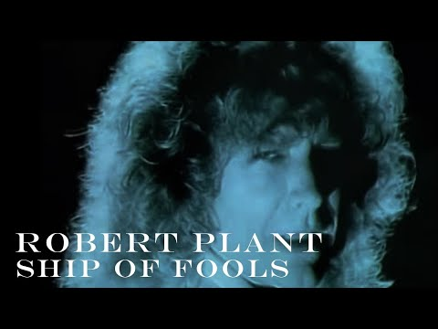 Robert Plant | 'Ship of Fools' | Official Music Video