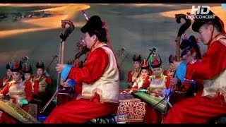"Mongolian Music ""Mongolian Steppe Melody"" HD"
