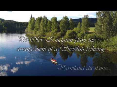 """Dear Old Stockholm"" - Swedish folk tune (Per-Olov Kindgren)"