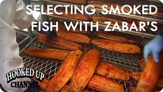 Zabar's Picky Tradition of Hand-Selecting Its Smoked Fish | food.curated. | Hooked Up Channel