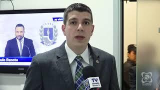 DIRETO DA SESSÃO - Izaias Colino pede informações sobre negociações com a Boeing