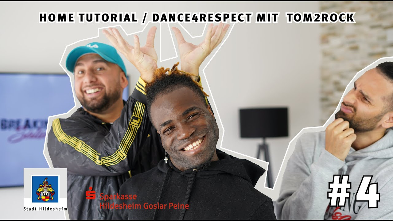 Home Tutorial Dance4Respect Teil 4 | Tom2Rock