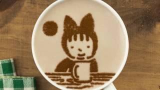 森永ミルクココアで作った!コネコとママのココアニメーション thumbnail