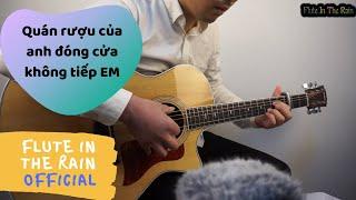 [Guitar Solo] - Quán rượu của anh đóng cửa không tiếp EM - Trần Tuyết Ngưng