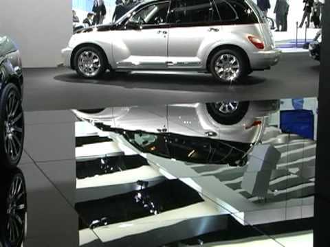 Chrysler Display @ NAIAS and Brand Direction Going Forward
