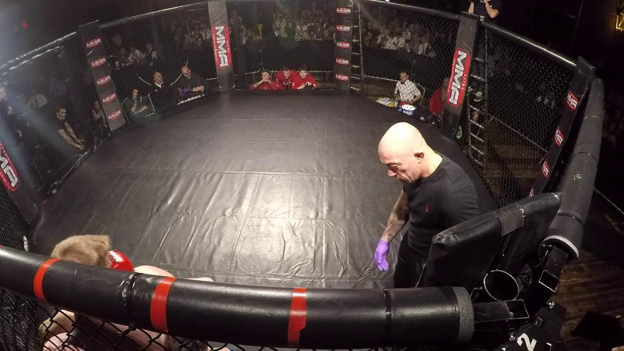 Ultra MMA | Derby | Shaun Green VS Seweryn Graba