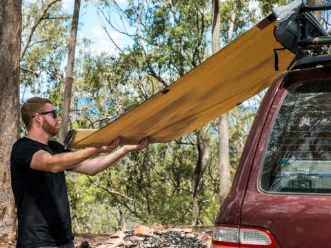 Awning Setup Guide Ridge Ryder