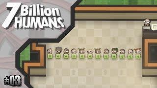 7 Billion Humans #03 // Im Reißverschlussprinzip
