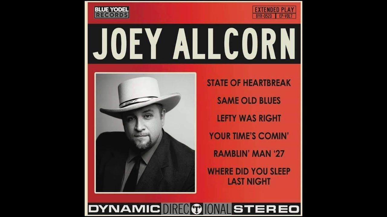 Joey Allcorn feature interview My Kind Of Country 6/15/2020