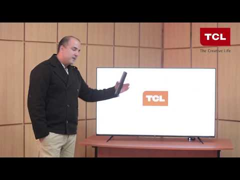 Видео TCL UHD
