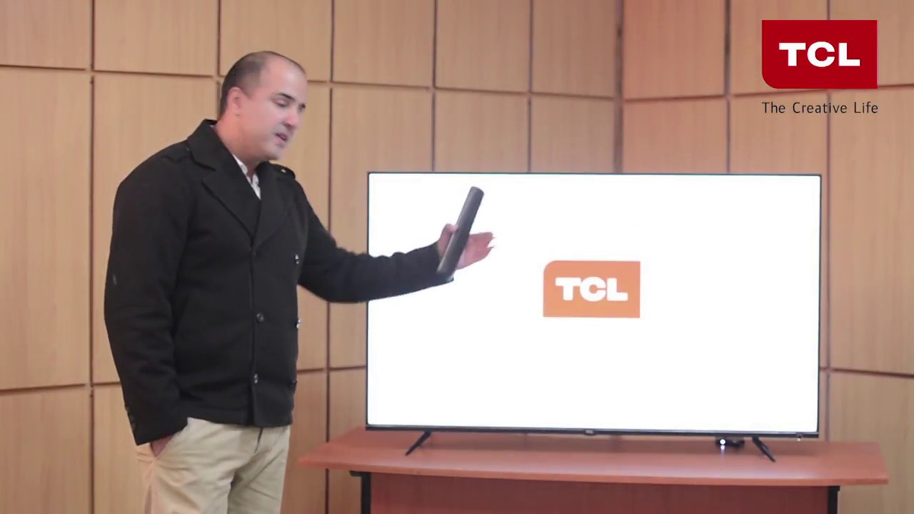 TCL P6 UHD TV Introduction