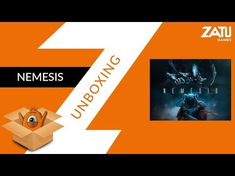 Nemesis Unboxing