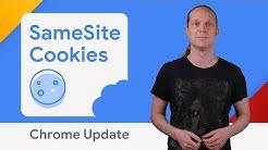 SameSite Cookies - Chrome Update