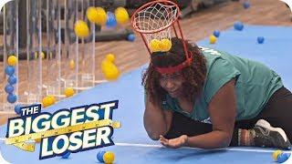 Kopf-Basketball-Challenge - Beim großen Wurf geht alles daneben 1/2 ...