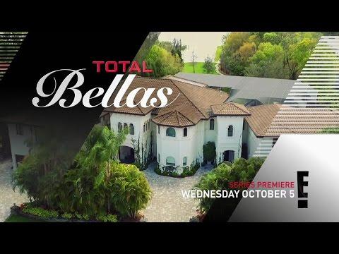 Total Bellas comes to E! Oct. 5