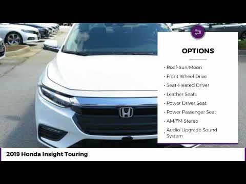 2019 Honda Insight Touring New 21879
