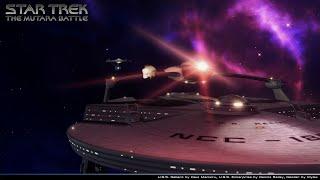 Star Trek - The Mutara Battle CG Animation
