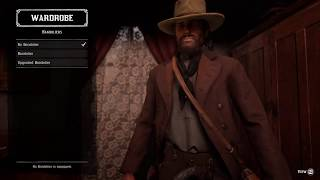 Red Dead Redemption 2: Josey Wales Clint Eastwood Custom Outfit