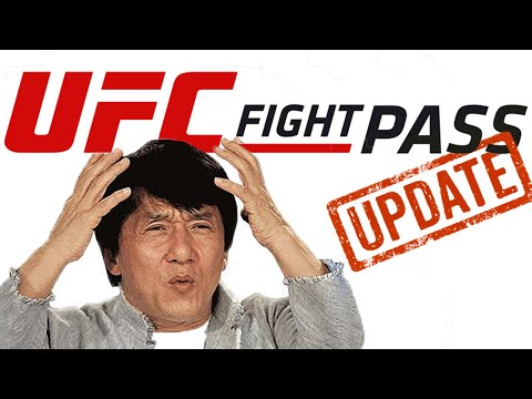 UFC Fight Pass 2019 Update... Are You Serious?