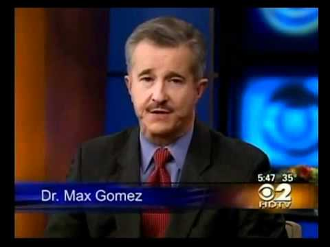CBS News Feature on Dr. Luis Navarro, and Sclerotherapy