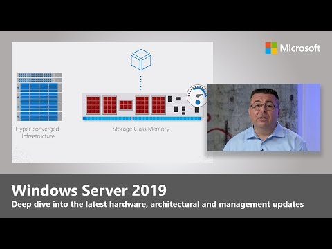 Deep dive on Windows Server 2019 updates Mp3