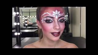Фантазийный макияж(, 2016-06-10T14:31:18.000Z)