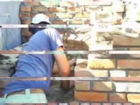 Nacrti za gradnju i zidanje krušne peći i izrada roštilja odnosno pečenjare 1...