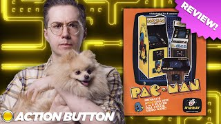 ACTION BUTTON REVIEWS PAC-MAN