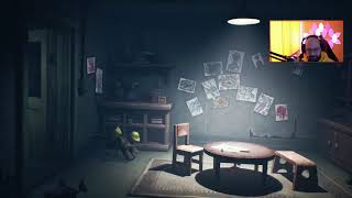 СВЕТИШ = ЖИВЕЕШ | Little Nightmares 2 #3