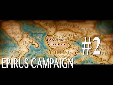 Total War: Rome 2 Epirus Campaign #2