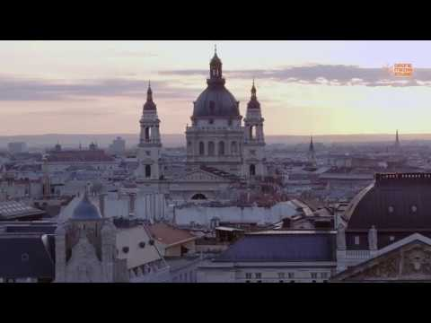 Beautiful Budapest - aerial video shows the Hungarian capital [Drone Media Studio]