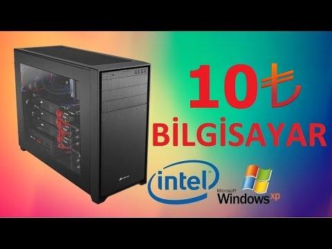 10TL'ye Bilgisayar Toplama