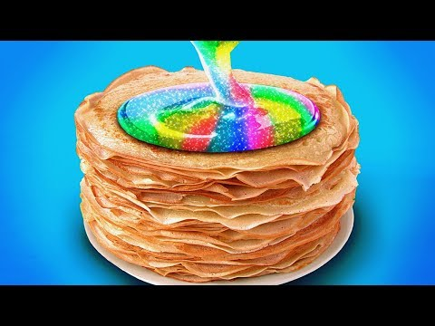 TOP 100 FOOD HACKS TO COOK LIKE A CHEF || KITCHEN TIPS AND TRICKS