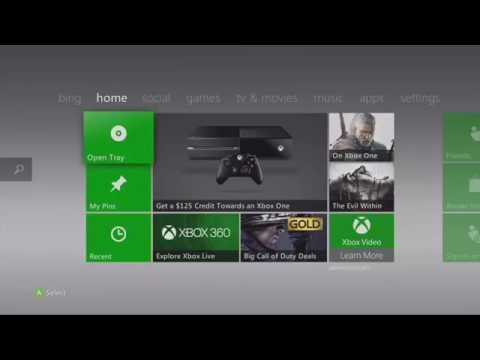 How to make a new microsoft account on xbox 360