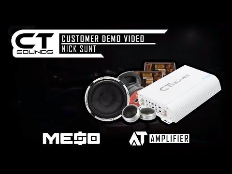 CT Sounds - Nick Sunt's Distance Test | Customer Demo Video
