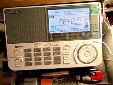FM DX 76.5MHz FM COCOLO OSAKA, JAPAN-20120503