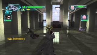 The Matrix Path of Neo. Миссия 12 - Перестрелка в холле.(Итак,всем привет. Это прохождение - The Matrix Path of Neo. На уровне сложности