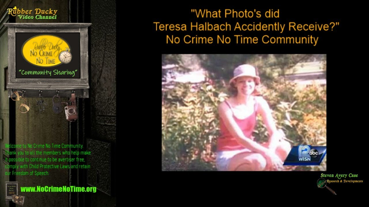 """What Photo's did  Teresa Halbach Accidently Receive?"" Making a Murderer"