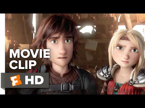 How to Train Your Dragon: The Hidden World Clip - Eret Warns the Vikings   Movieclips Coming Soon
