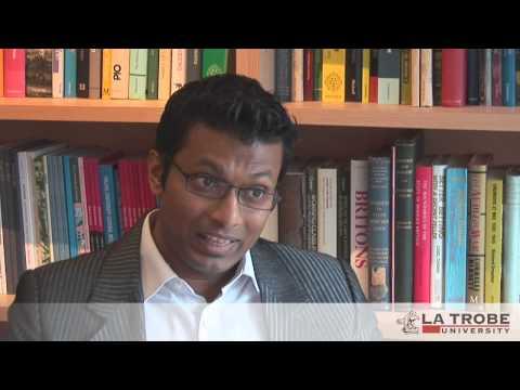 La Trobe Research: Venkat Narayan