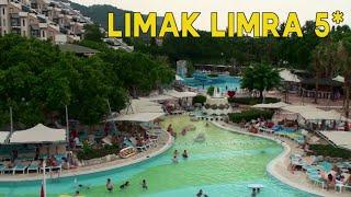 Отдых в Турции Все бассейны водные горки LIMAK LIMRA HOTEL 5 Кемер