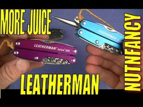 Leatherman Juice Xe6 Vs Victorinox Swisschamp Doovi