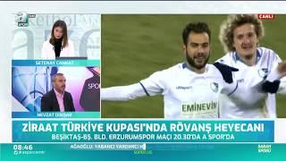 Beşiktaş, Erzurumspor'u Eleyebilir Mi?