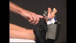 Cómo usar el  Sistema de Dynasplint® del Dedo Martillo