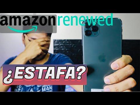 COMPRE un iPhone 11 Pro Max en Amazon Renewed y me siento ESTAFADO :(