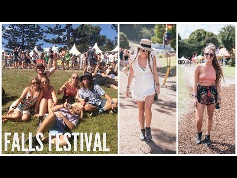 Falls Festival || VLOG
