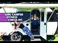 Girl Camper Fitness Check-in | GoRVing Camping Trip | Part 2