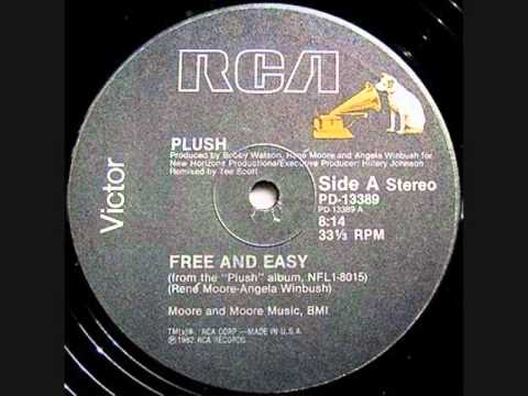 Plush - free and easy [12'' inch]
