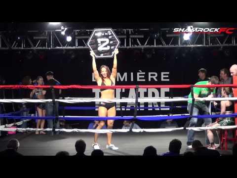 Shamrock FC: Extreme 2 Savannah Smith vs Tara Walker
