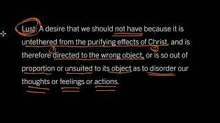 What Is Lust? // Sİx Steps to Defeating Sexual Sin